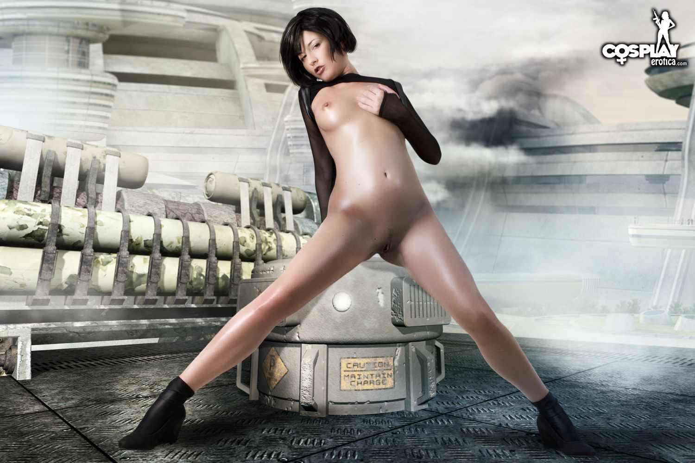 Эротический косплей известных аниме 8 фотография