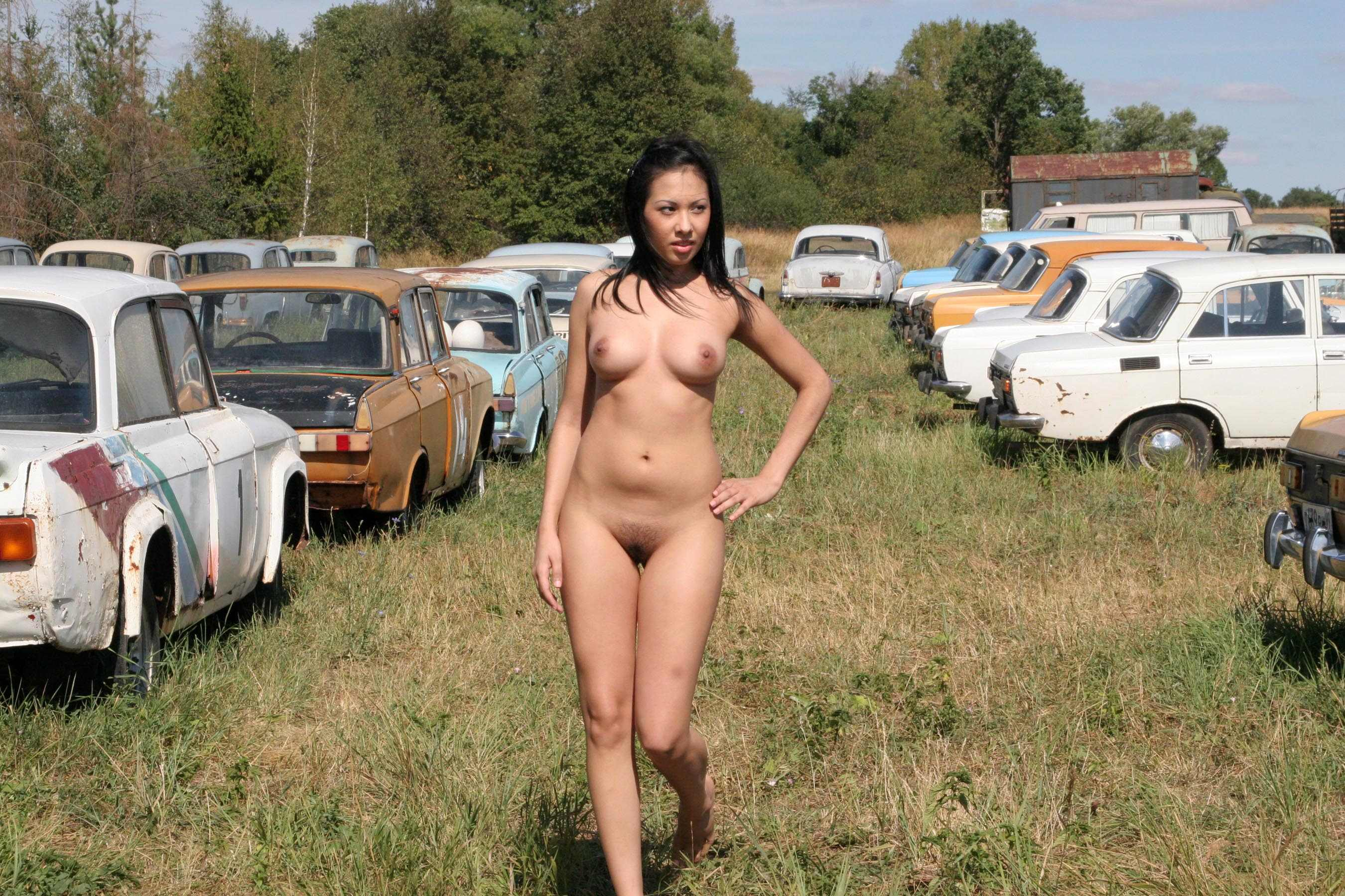 Naked In Russia 79