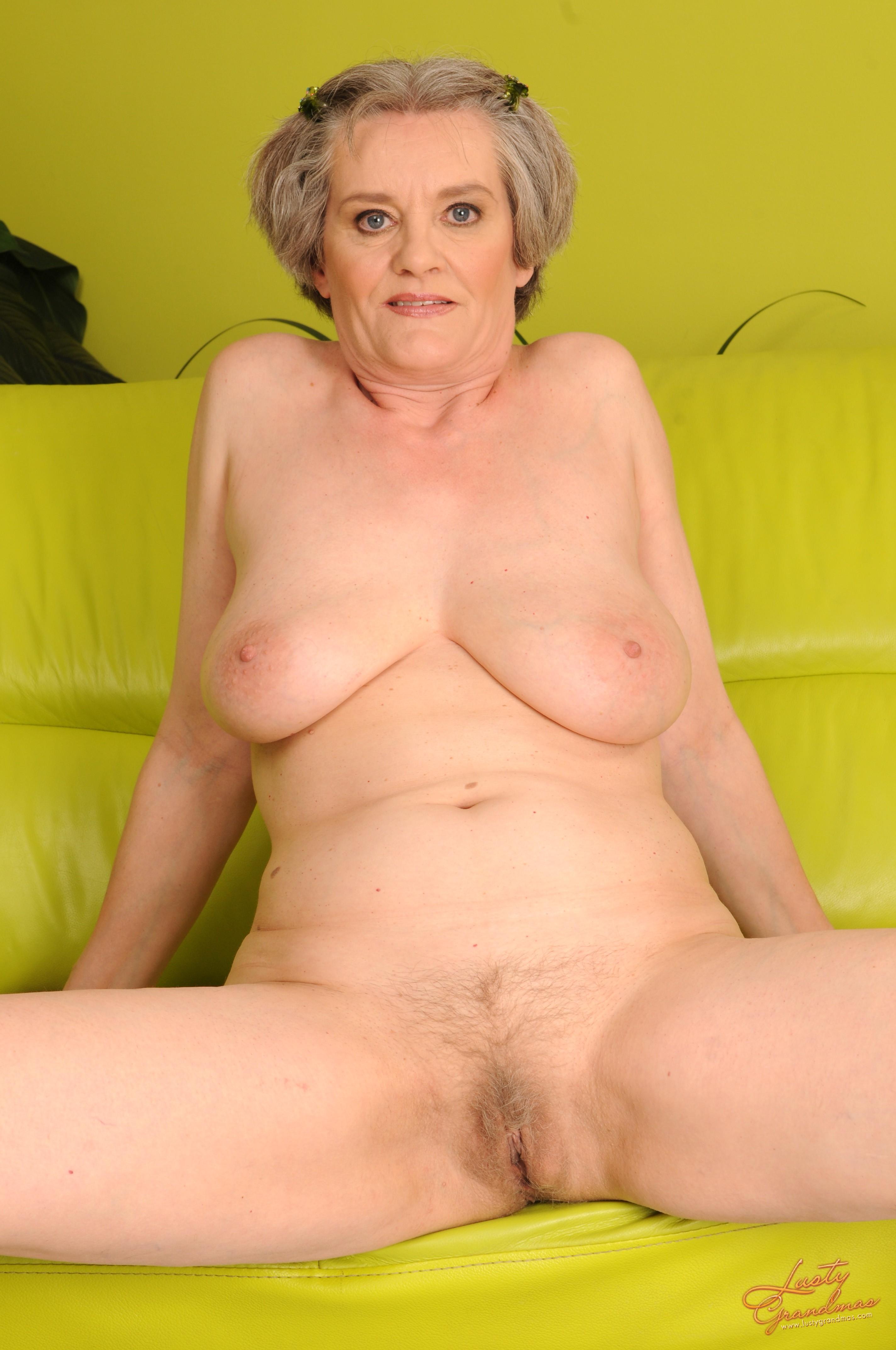 Lusty Grandma