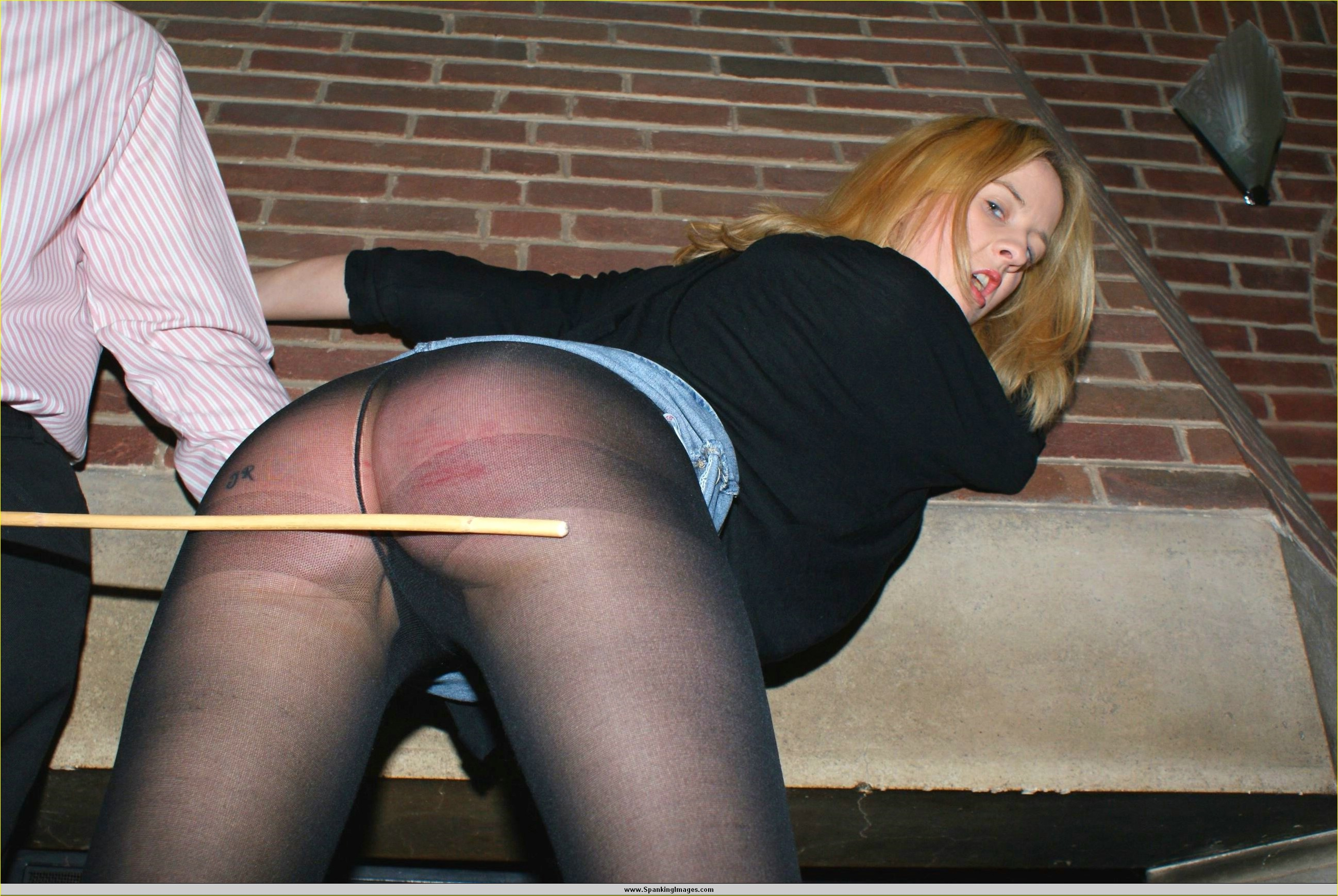 You jizz pantyhose ass spanking