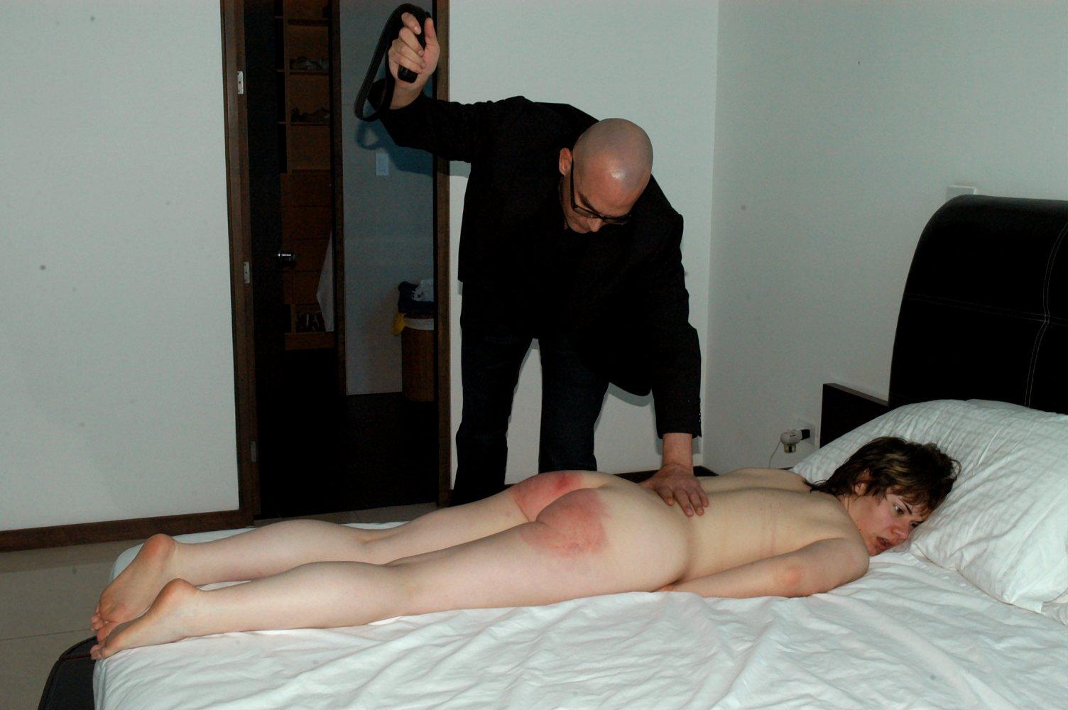 punishment Belt spanking