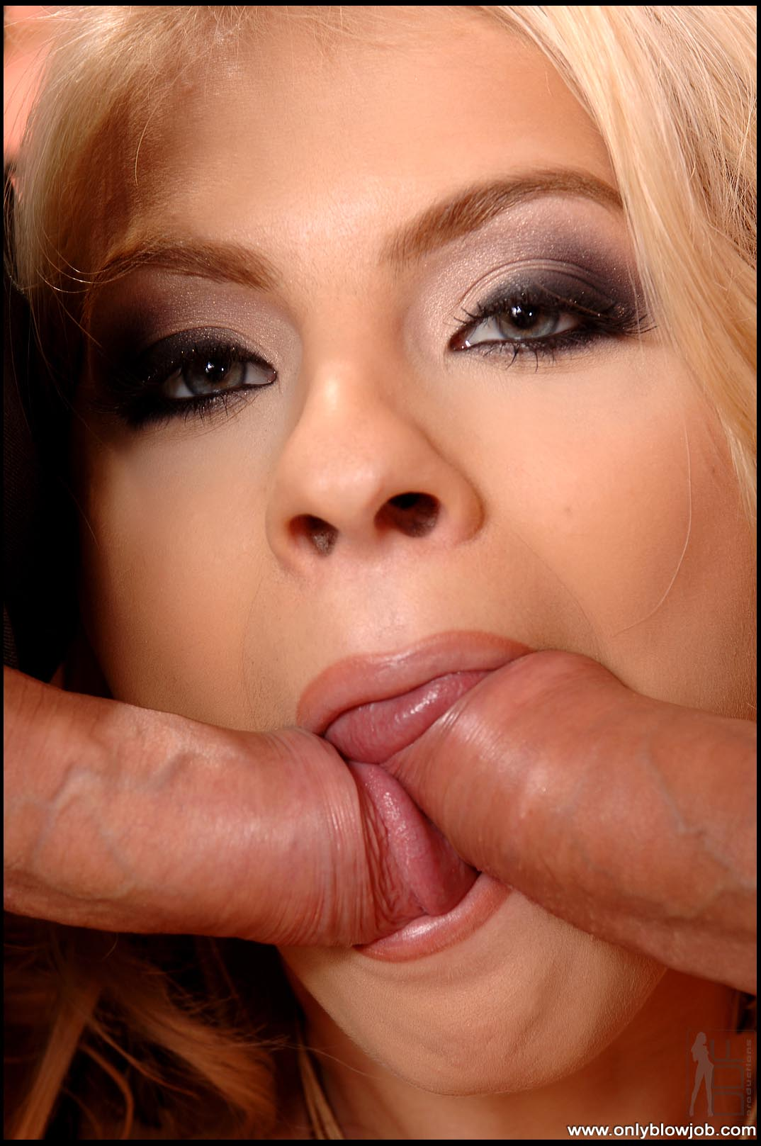 Blow job monica sweetheart
