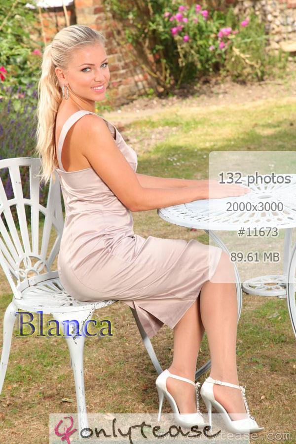 Blanca brooke photo