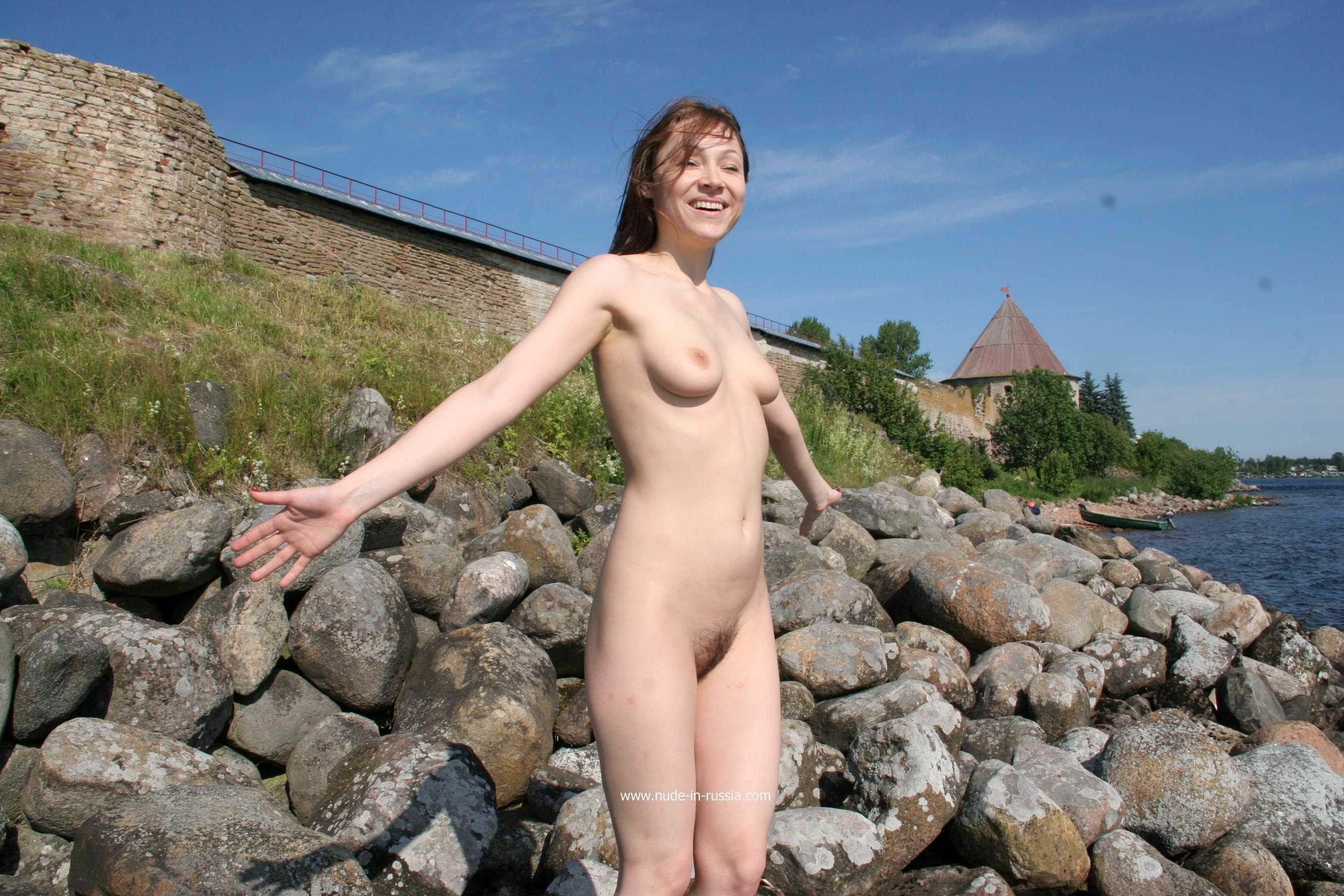 Nude Man Post