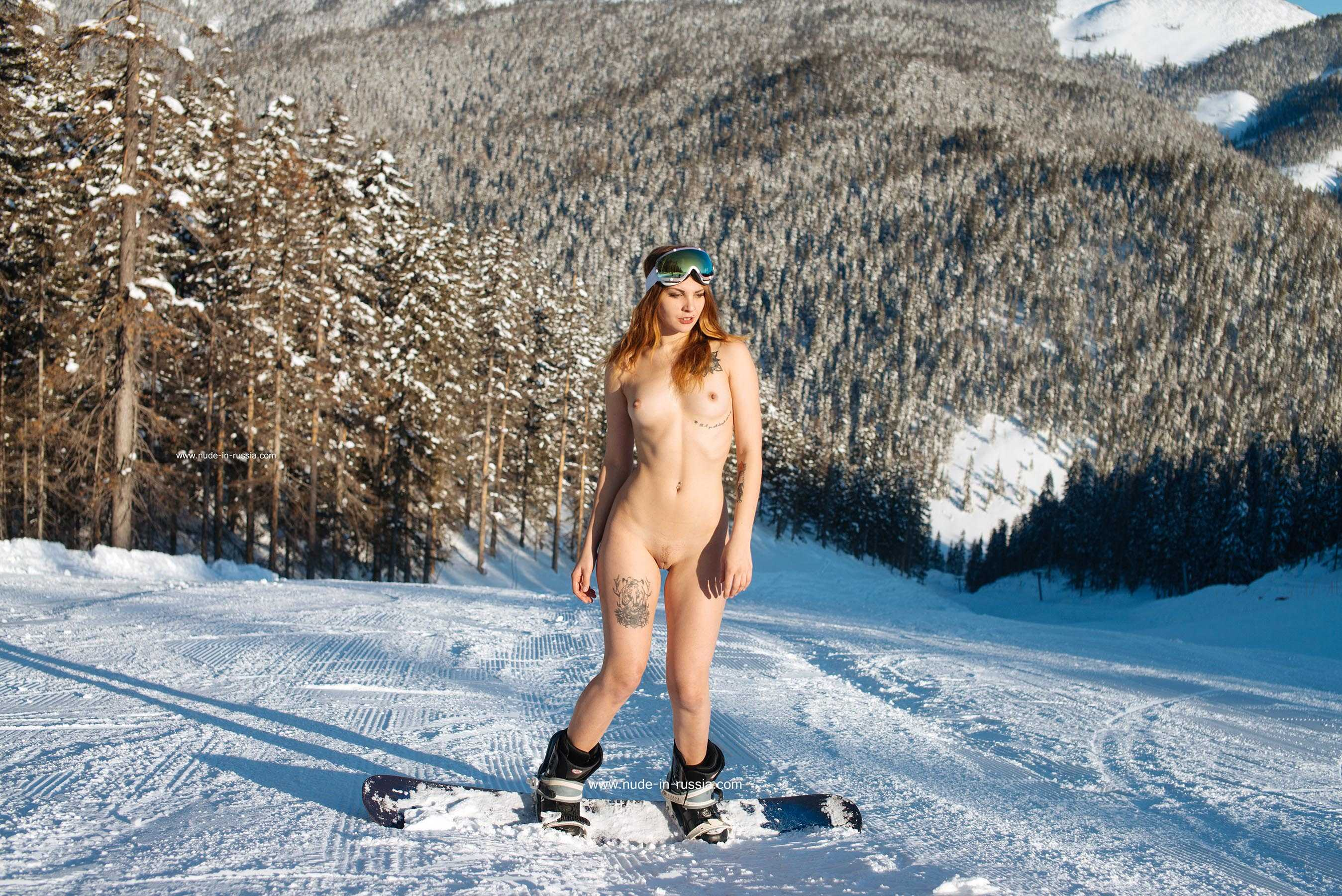 Hotheaded Naked Ice Borer
