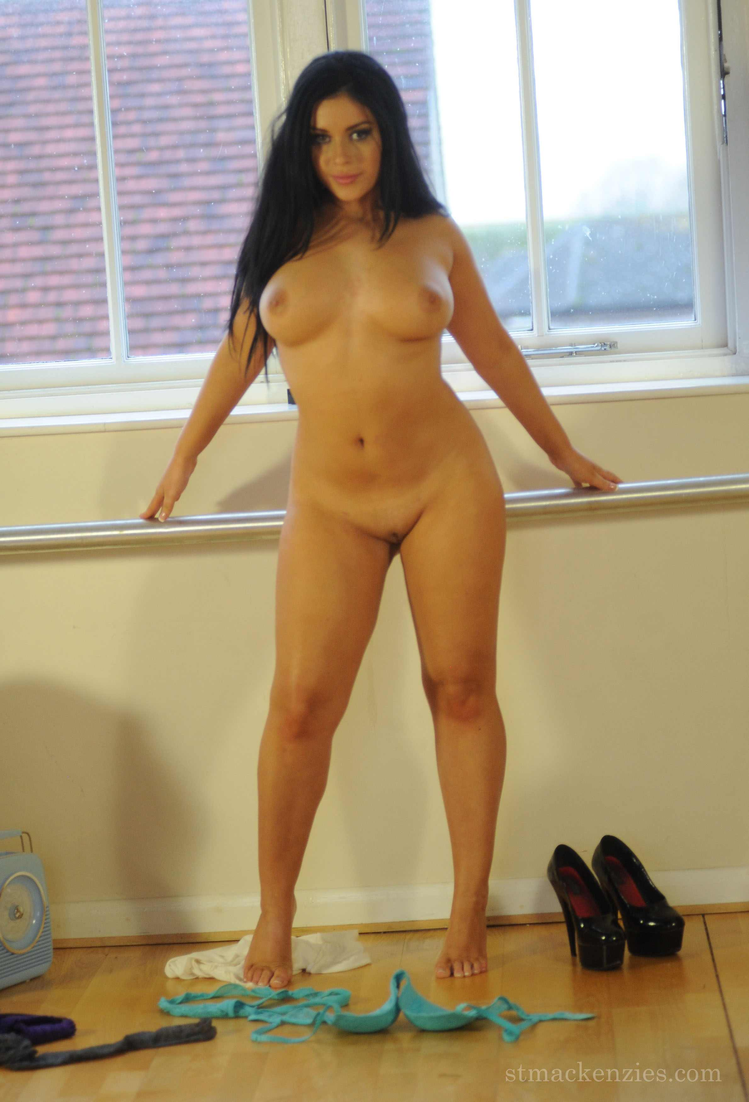 Hot nude all female families